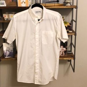 American Apparel White Blouse